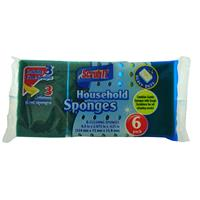Wholesale Scrub-It Cellulose Scrub/Sponge
