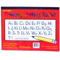 Wholesale Primary Writing Tablet 40 Sheets Pre-K to 2nd Grade
