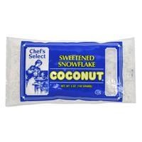 Wholesale Chef's Select Snowflaked Coconut