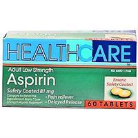 Wholesale Health Care 81 MG Enteric Coated Aspirin