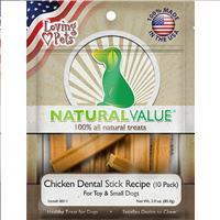 Wholesale Small Dental Sticks 3oz (10 Pack)