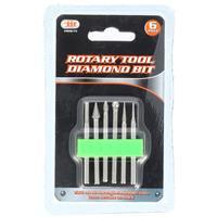 Wholesale 6p ROTARY TOOL DIAMOND BIT SET