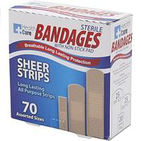 Wholesale BANDAGE STRIP ASST FLOOR DSPLY