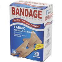 Wholesale 20pk KNUCKLE&FINGERTIP BANDAGE