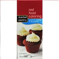Wholesale Market Pantry Pure Red Food Color - GLW