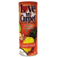 Wholesale Love My Carpet Tropical Festival Carpet & Room Deo
