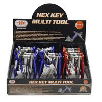 Wholesale 19-in-1 Hex Key Multi Tool
