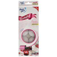 Wholesale 10ct Tealight Candle Romance