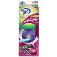 Wholesale 10ct Tealight Candle Lavender
