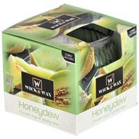 Wholesale 3 oz Boxed Globe Glass Candle - Vanilla