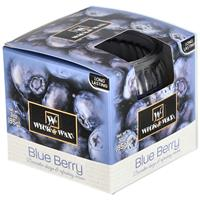 Wholesale 3 oz Boxed Globe Glass Candle - Black Cherry
