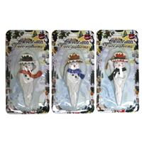 Wholesale Christmas Ornament Ceramic Assorted #3
