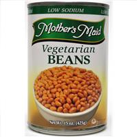Wholesale Mothers Made Vegetarian Beans Expires 6/14