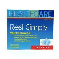 Wholesale Health Care Rest Simply Caplets