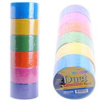 "Wholesale Duct Tape Neon Color Assortment 1.89"" x 10 Yards"