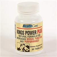 Wholesale Health Care Kings Power Plus-Sexual Enhancer