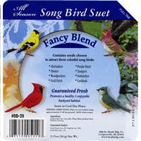 Wholesale Songbird Suet Cakes - Fancy Blend