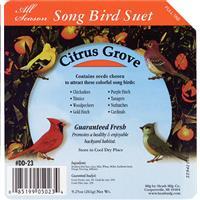 Wholesale Songbird Suet Cakes - Citrus Grove