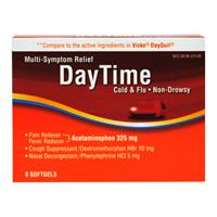 Wholesale PLD DayTime softgels Non-Drowsy (Vicks DayQuil)