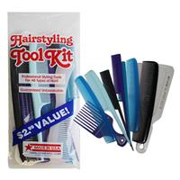 Wholesale Z10PC HAIRSTYLING COMB TOOL KIT