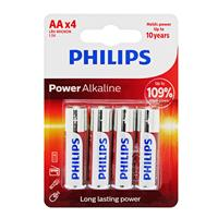 Wholesale 4pk AA ALKALINE BATTERIES PHIL