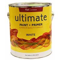 Wholesale 1 Gallon Flat White Paint