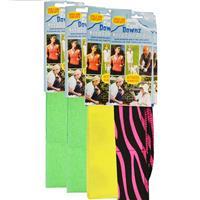 Wholesale 4PK Cool Downz Set Neck-Cooling Wrap - NeonS-CDZ-2224PK-NEON