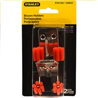 Wholesale STANLEY 2PK BROOM HOLDERS
