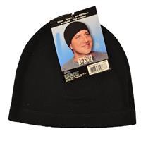 Wholesale ZBEANIE HAT CUFFLESS BLACK POLAREX